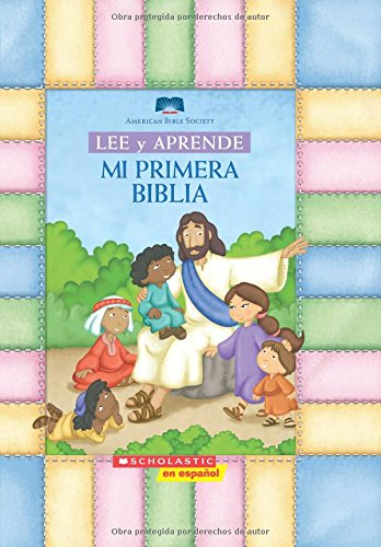 9780545056564: Lee y aprende mi primera Biblia/ My First Read And Learn Bible