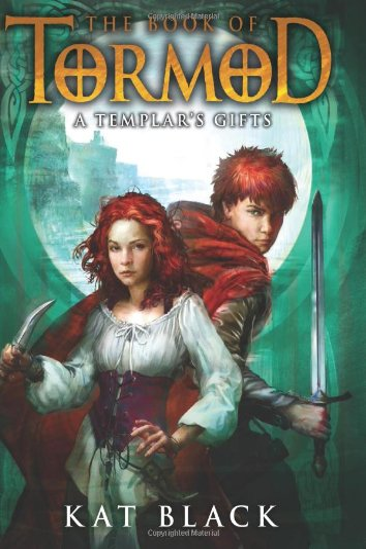 9780545056755: The Book of Tormod #2: Templar's Gifts