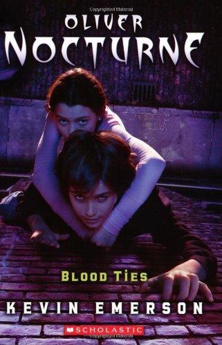 9780545058032: Blood Ties (Oliver Nocturne)