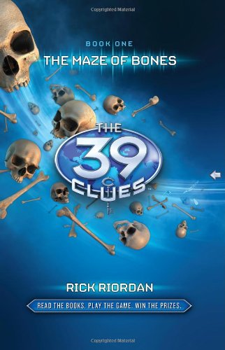 9780545060394: The Maze of Bones (39 Clues, No. 1)