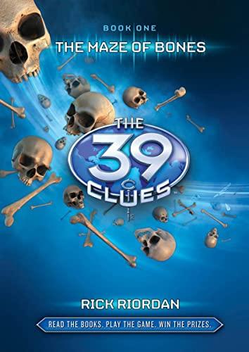 9780545060394: The The Maze of Bones