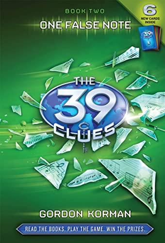 9780545060424: One False Note (The 39 Clues)
