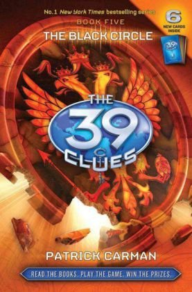 9780545060455: The Black Circle (The 39 Clues , Book 5)