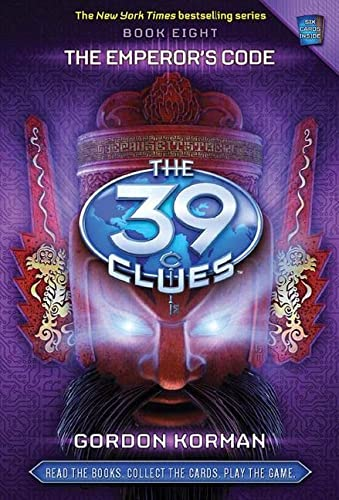 9780545060486: The 39 Clues #8: The Emperor's Code