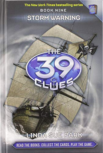 Storm Warning (The 39 Clues, Book 9): Park, Linda Sue