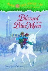 9780545062114: [Blizzard of the Blue Moon: Merlin Mission] [by: Mary Pope Osborne]