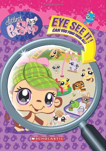 Littlest Pet Shop: Eye See It!: Wolff, Sam