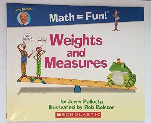 9780545064484: Weights and Measures (Math=Fun!)