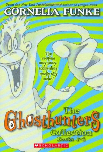 Ghosthunters Boxset 1-4: Funke, Cornelia