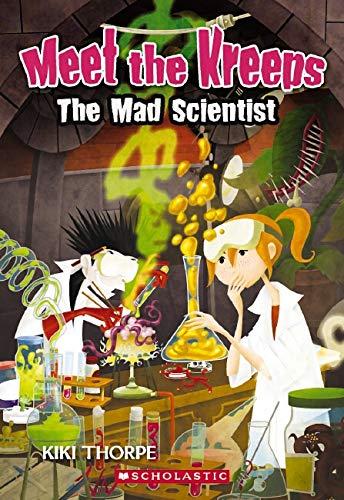 9780545065610: The Mad Scientist (Meet the Kreeps)