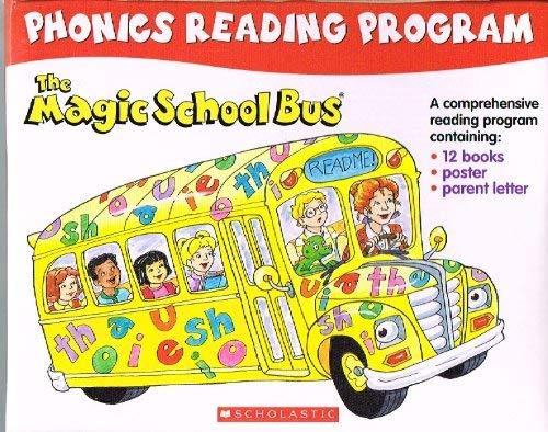 9780545065771: PHONICS READING PROGRAM (MAGIC SCHOOL BUS)
