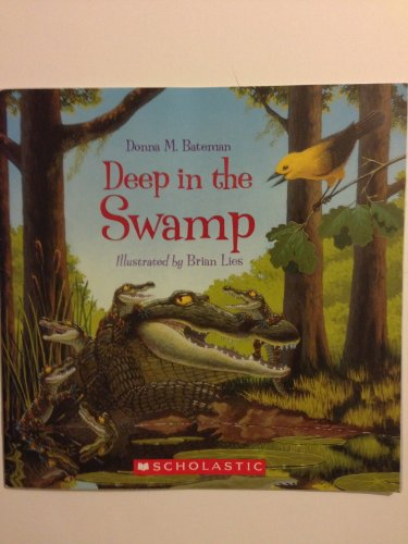 9780545066952: Deep in the Swamp