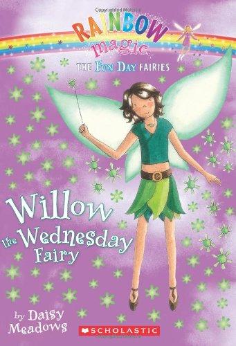 9780545067584: Fun Day Fairies #3: Willow the Wednesday Fairy: A Rainbow Magic Book