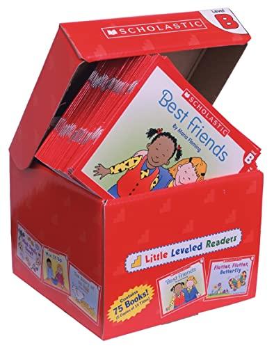 Little Leveled Readers: Little Leveled Readers Set: Inc Staff Scholastic;