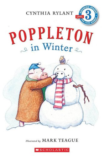 9780545068239: Scholastic Reader Level 3: Poppleton In Winter