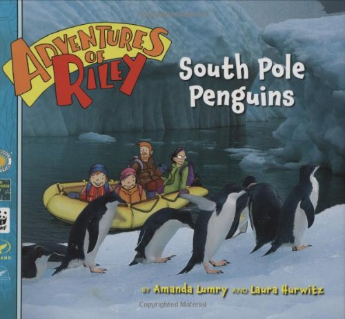 9780545068352: Adventures of Riley #3: South Pole Penguins