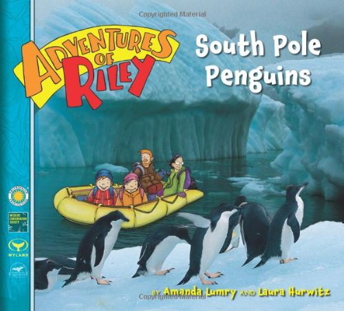 9780545068369: Adventures of Riley #3: South Pole Penguins