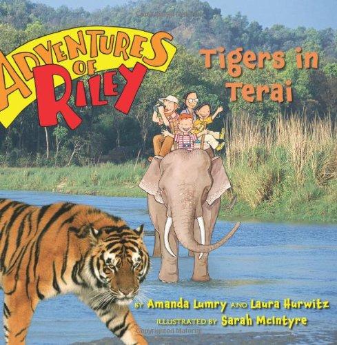 9780545068437: Tigers In Terai (Adventures Of Riley)