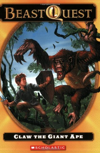 9780545068642: Claw: the Giant Ape (Beast Quest, No. 8)
