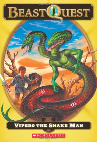 VIPERO THE SNAKE MAN   10  BEAST QUEST
