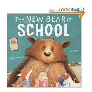 9780545068925: The New Bear At School