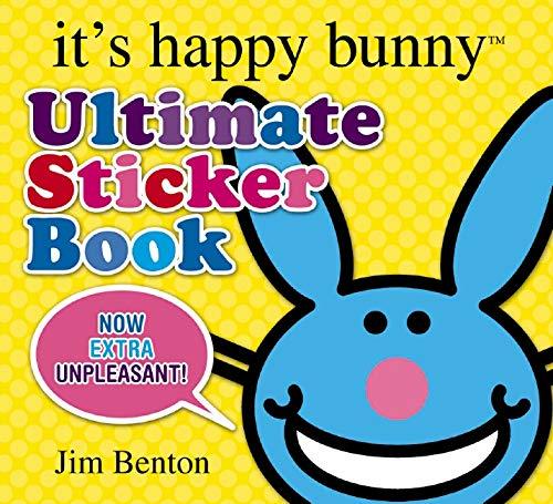 9780545069342: It's Happy Bunny: Ultimate Sticker Book