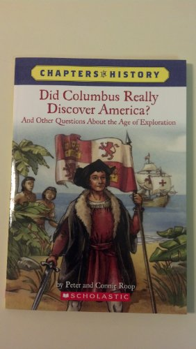 9780545070713: Did Columbus Really Discover America?