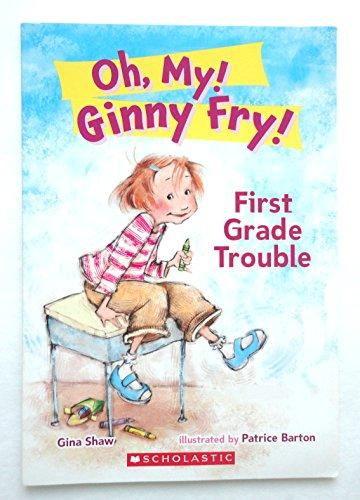 Oh, My! Ginny Fry!: gina-shaw
