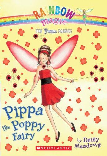 9780545070911: Petal Fairies #2: Pippa the Poppy Fairy: A Rainbow Magic Book