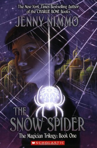 9780545071260: The Snow Spider (The Magician Trlogy)
