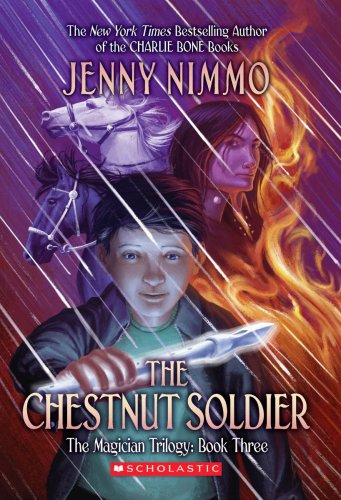 9780545071277: The Chestnut Soldier (The Magician Trlogy)