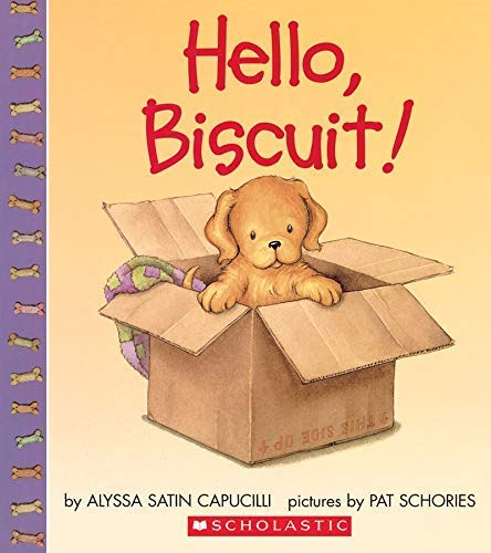 9780545072175: Hello, Biscuit! by Alyssa Satin Capucilli (2010) Paperback