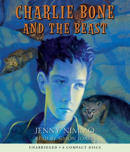 9780545072205: Children of the Red King #6: Charlie Bone and the Beast - Audio