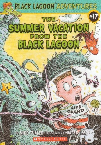 9780545072243: Summer Vacation from the Black Lagoon