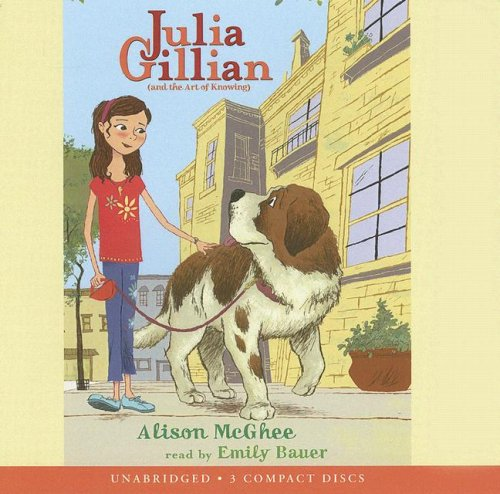 Julia Gillian (and the Art of Knowing): Mcghee, Alison