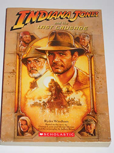 9780545073646: Indiana Jones and the Last Crusade