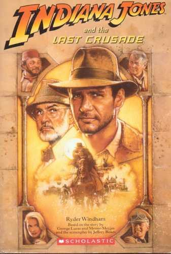 Indiana Jones and the Last Crusade: Ryder Windham
