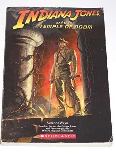 9780545073653: Indiana Jones and the Temple of Doom