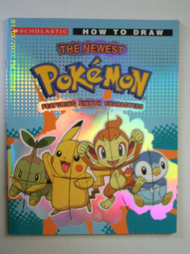 9780545073714: How to Draw the Newest Pokemon