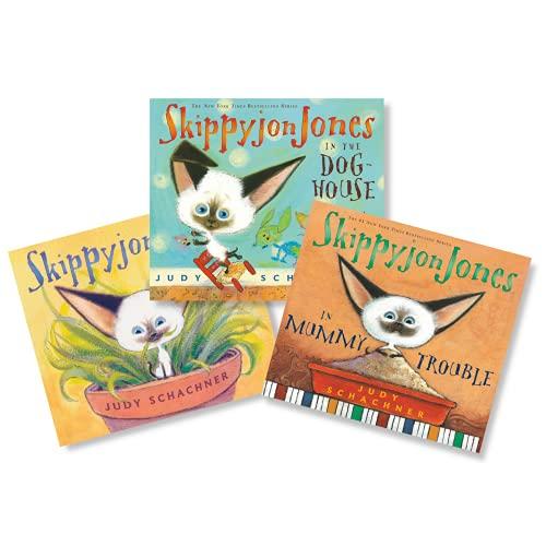 Skippyjon Jones Set: Skippyjon Jones, Skippyjon Jones in the Dog-House, and Skippyjon Jones in ...