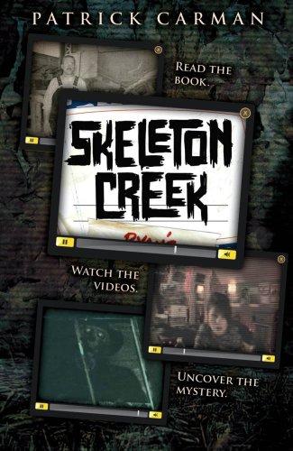 9780545075664: Skeleton Creek (book 1)