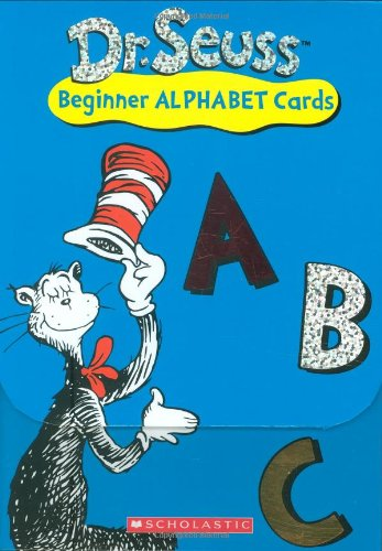 9780545077453: Dr. Seuss Learning Cards: ABC (Dr. Seuss Novelty Se)