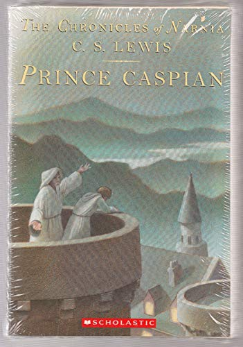 The Chronicles of Narnia Book 4,5,6 (Prince Caspian, the Voyage of the Dawn Treader, the Silver ...