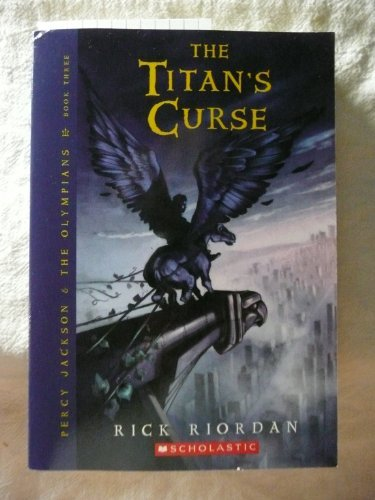 9780545078337: The Titan's Curse (Percy Jackson and the Olympians, No. 3)