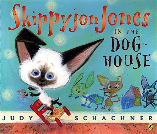 9780545078412: Skippyjon Jones in the Doghouse