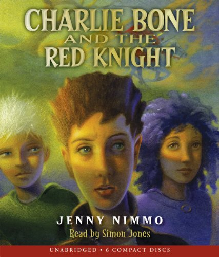Charlie Bone and the Red Knight (Compact Disc): Jenny Nimmo