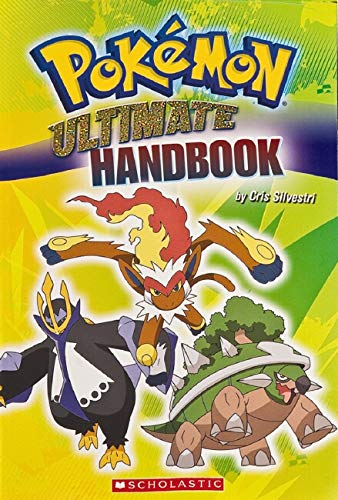9780545078863: Pokemon: Ultimate Handbook