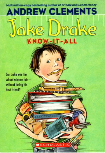 9780545078993: [Jake Drake, Know-it-All] [by: Andrew Clements]