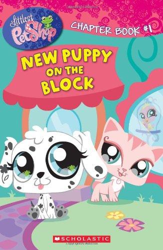 New Puppy On The Block (Littlest Pet Shop): Hurley, Jo