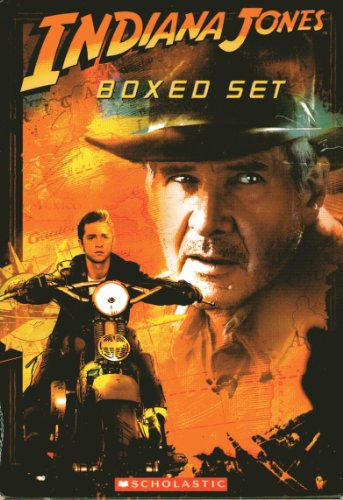 9780545079105: Indiana Jones Boxed Set